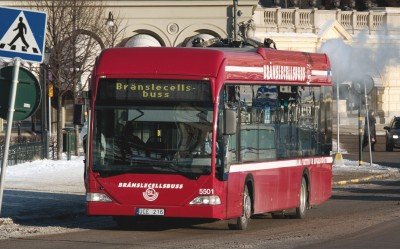 Bus Stockholm