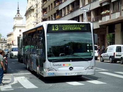 Bus Vitoria