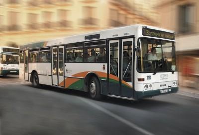 Buses Pamplona