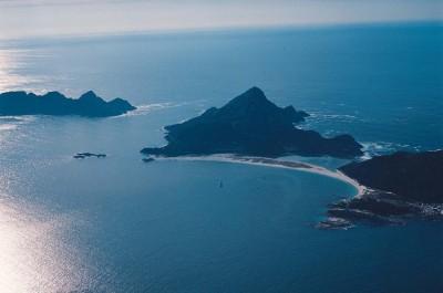 Cíes Islands Vigo