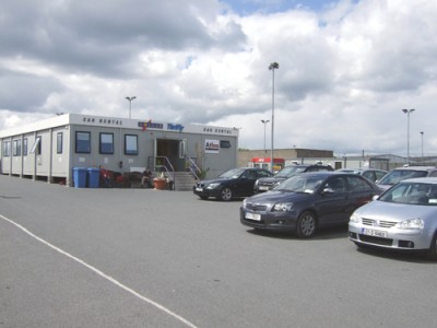 Car rental Dublin
