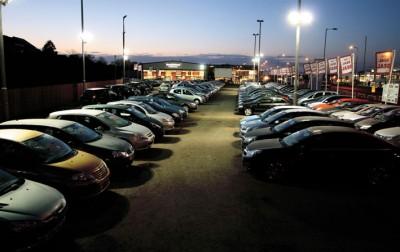 Car rental Edinburgh