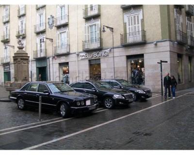 Car rental Vitoria
