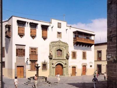 Casa de Colón Museum Las Palmas de Gran Canaria