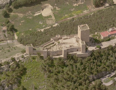 Castle of Santa Catalina Jaén