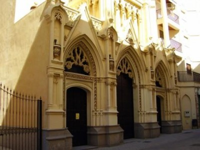 Church of La Milagrosa Huelva