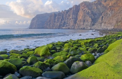 Cliff of the Giants Tenerife