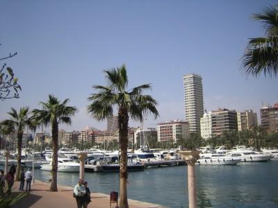 Climate Alicante