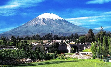 Climate Arequipa
