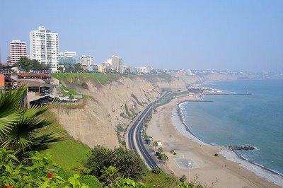 Climate Lima
