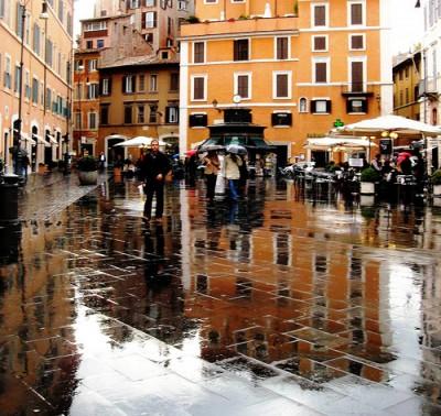 Climate Rome
