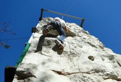 Climbing in Valencia