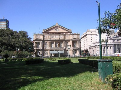 Colon Theater Buenos Aires
