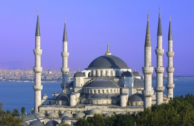 Cultural tourism travel to Turkey