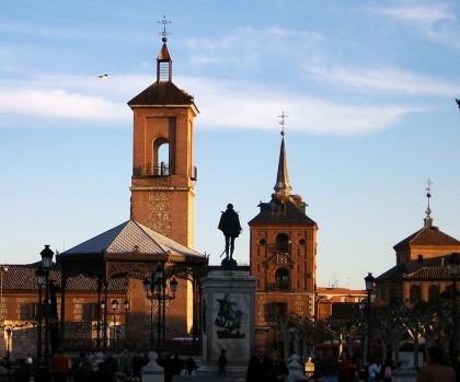 Cultural tourism trip to Alcalá de Henares