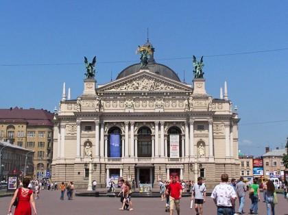 Cultural tourism trip to Lviv