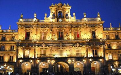 Cultural tourism trip to Salamanca