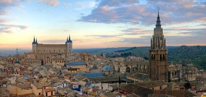 Cultural tourism trip to Toledo