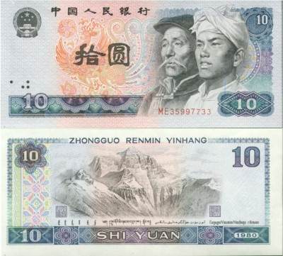 Currency China