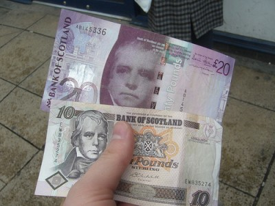 Currency Scotland