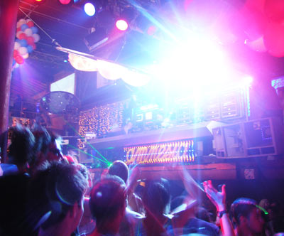 Discotheques in Ibiza