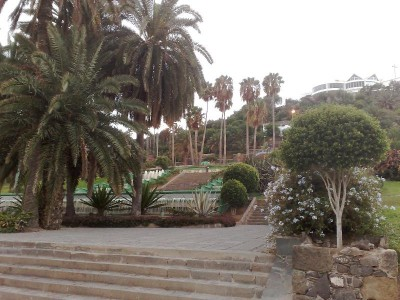 Doramas Park Gran Canaria