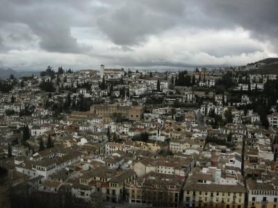 The Albaizin of Granada