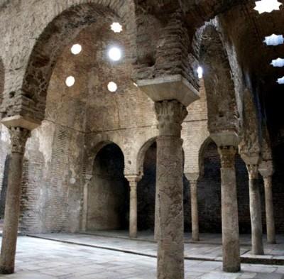 El Bañuelo Arab Baths Granada