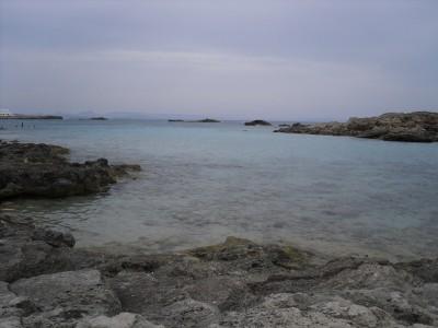 Islets of Es Pujols