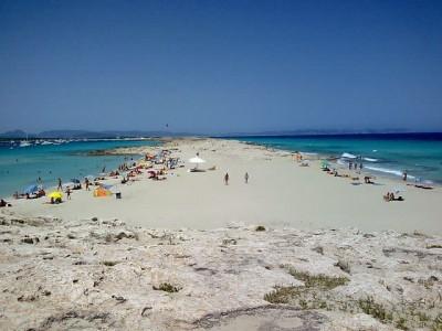 Espalmador Formentera
