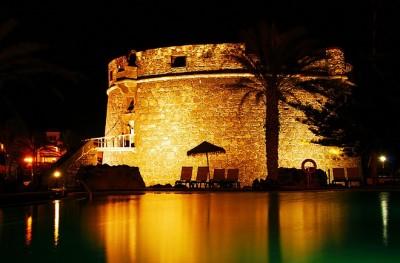 Fortress Castle of Caleta de Fuste Fuerteventura