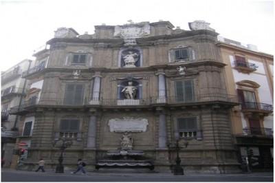 Four Corners of Palermo