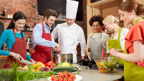 Institutes of gastronomy in the world