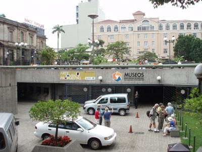 Gold Museum Entrance