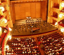 Grand Theater of the Liceu of Barcelona