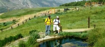 Green tourism trip to Sierra Nevada