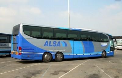 Ground Transportation Spain