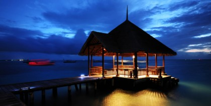 Honeymoon wedding trip to Bali
