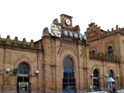 Station Renfe de Huelva