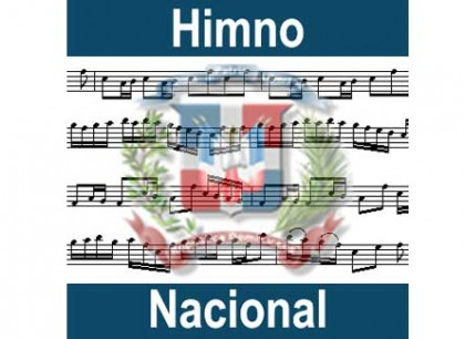 Dominican Republic National Anthem Score