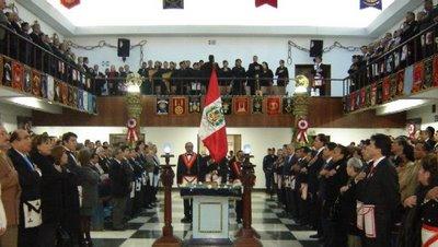 Hymn Peru
