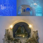 Photos of the Interior of the Ice Hotel