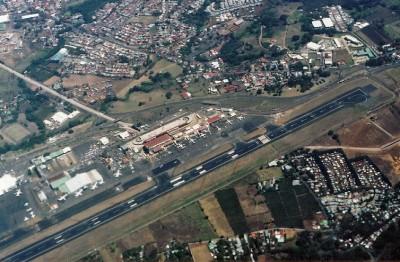 Santamaria Costa Rica Airport