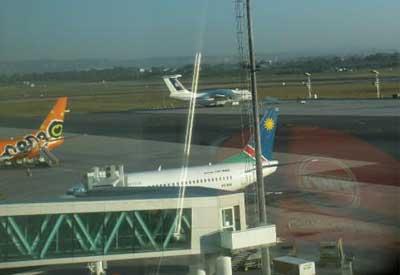 International transport South Africa