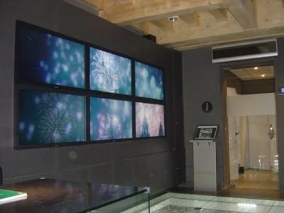 Interpretation Center of the Wall Lugo