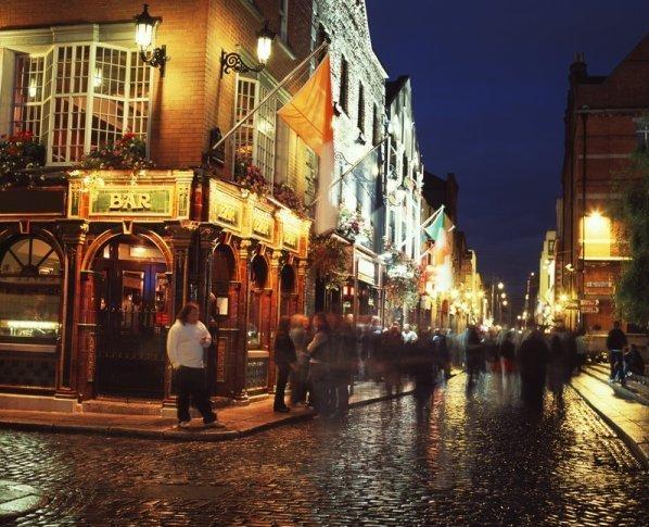 Irish bars
