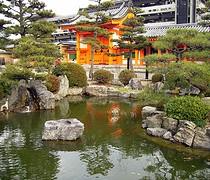 Japan Sanjusangen do Temple