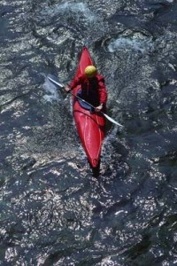 Kayak in Cantabria