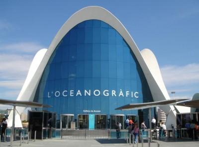 Oceanographic of Valencia