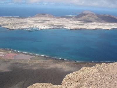 La Graciosa Island Lanzarote